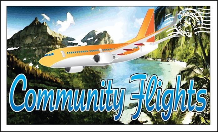 Community Flights Story