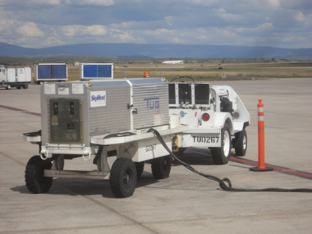 manage air service programs